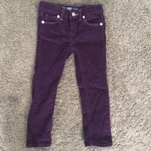 Like New Levi's Corduroy Skinny Pants